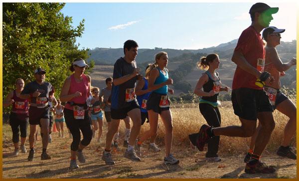Trail Hog Half Marathon/10K/5K