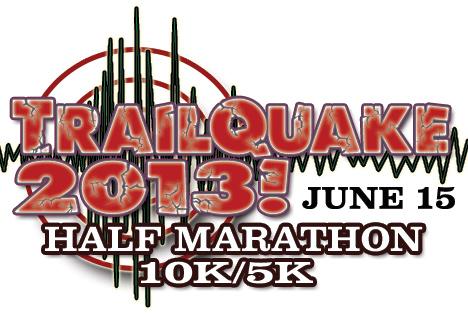 Trail Quake Half Marathon/10K/5K