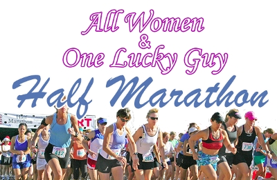 All Women & One Lucky Guy Half Marathon