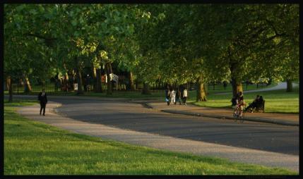 Finsbury Park 10km