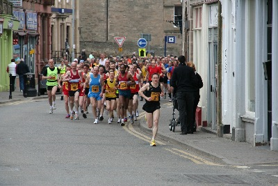 Nairn 10K & fun run