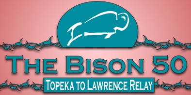The Bison 50 Relay - Topeka to Lawrence