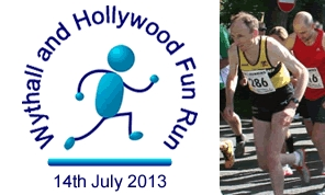 Wythall and Hollywood 5k, 10k & Fun Run