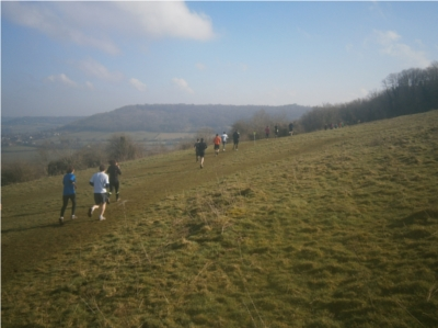 Bath Off Road Half Marathon