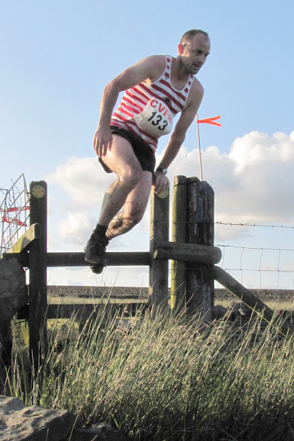 Cragg Vale Fell race