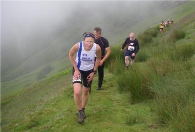 Darrens Dash Hill Race