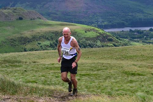 Holme Moss Fell Race