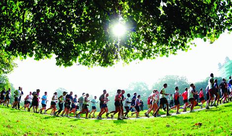 Ikano Robin Hood Half Marathon