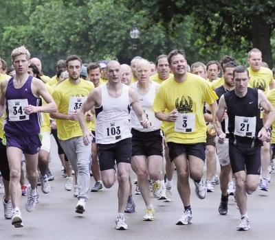 Mayfair Park & Tower race,