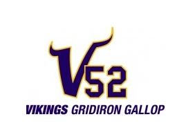 MN Vikings Grid Iron Gallop