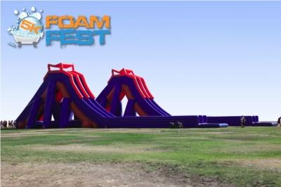 Denver 5K Foam Fest
