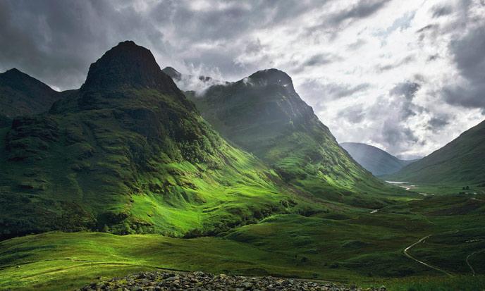 City to Summit - Edinburgh to Ben Nevis