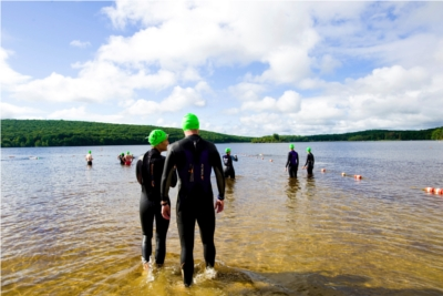 New York Self-Transcendence Swim/Run