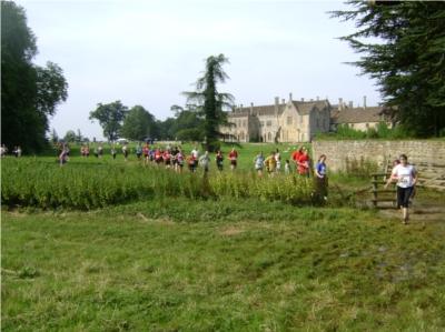 Lacock Abbey 10km