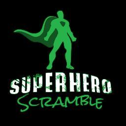 Superhero Scramble