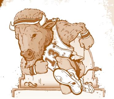 The Great Buffalo Chase 5K Run
