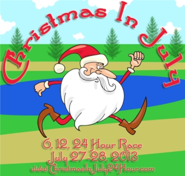 Christmas In July 6, 12, 24 Hour Races