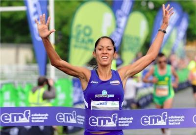 Edinburgh Half Marathon 2014