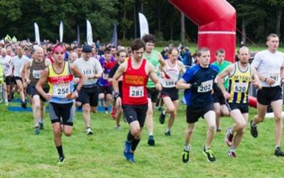 Forest of Dean Autumn Half Marathon