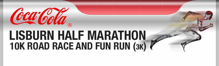 Lisburn Half Marathon 10K and Fun Run