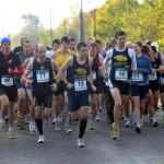 Lode half marathon