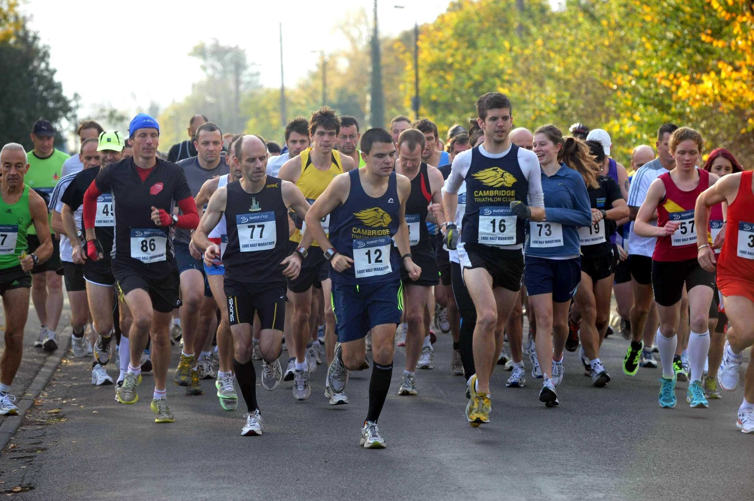 3rd Lode Half Marathon