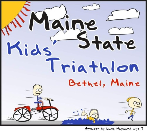 Maine State Kids' Triathlon