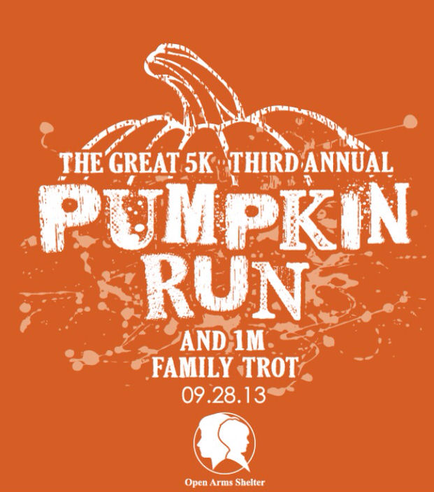 The 3rd Annual Great 5K Pumpkin Run/1M Family Trot