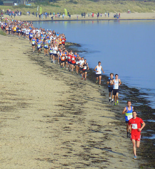 Other Distance Race Archived Race Studland Stampede 2013