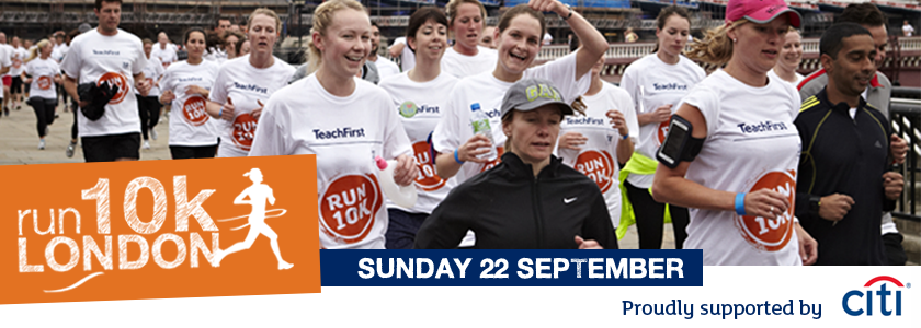 Teach First Run 10k London