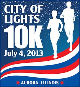 City of Lights 10K