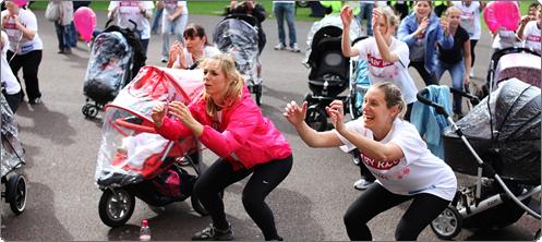 The Baby Race: Aylesbury