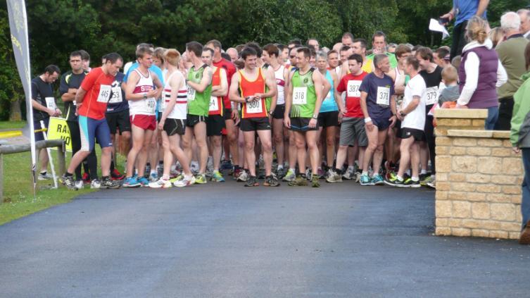 Woodys Toonie Trot 10k Trail Race