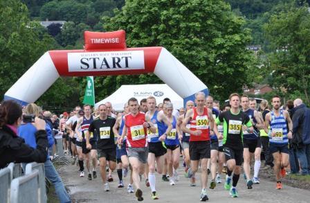 Acorns Malvern Half Marathon