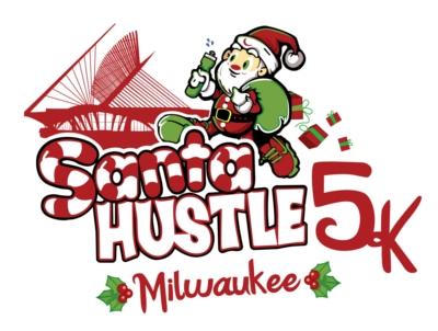 Santa Hustle 5K Milwaukee