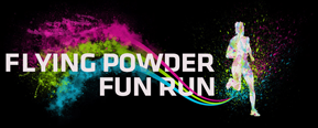 Flying Powder Fun Run