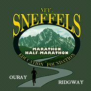Mt Sneffels Marathon/Half Marathon