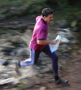 No ordinary run! Try orienteering at Bloom Wood