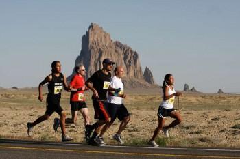 Shiprock Marathon and Relay