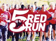 5k Red Run - World AIDS Day