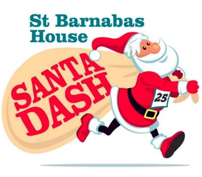 St Barnabas Santa Dash