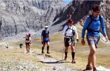 Trail del Thabor