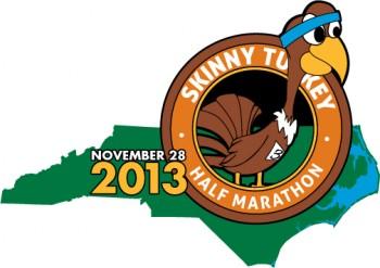 Skinny Turkey Half Marathon / Just Think first 5k