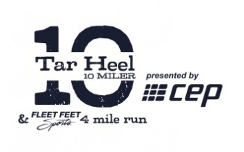 Tar Heel 10 Miler & Fleet Feet Sports 4 Mile Run