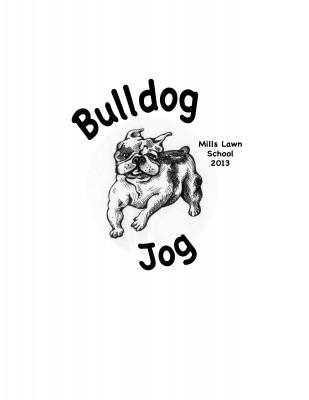 Mills Lawn Bulldog Jog
