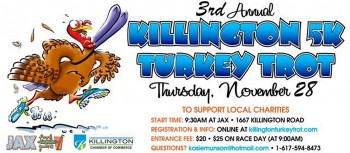 Killington 5k turkey trot