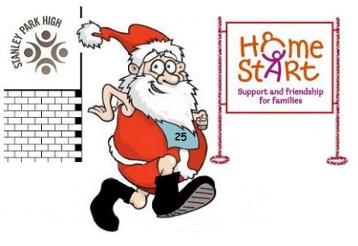 Home-Start Carshalton Santa Fun Run