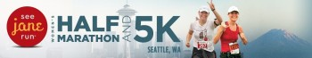 See Jane Run Half Marathon & 5K - Seattle