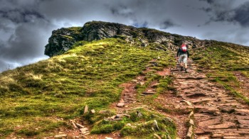 Clif Bar 10 Peaks Brecon Beacons