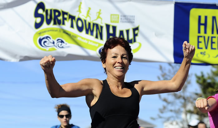Surftown Half Marathon and 5K
